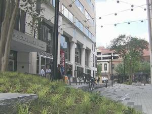In the last 10 years, downtown Raleigh's Fayetteville Street has undergone many transformations to make the area inviting.