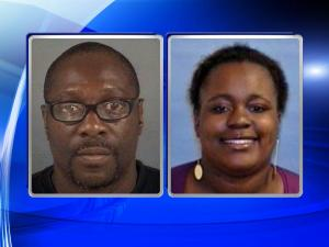 Police have identified the suspects captured on surveillance video as Lee Otis Evans, 46, and Sherelle Marie Johnson, 27, both of the 4900 both Schmidt Street. Police said both are charged with attempted first-degree murder, assault with a deadly weapon with intent to kill inflicting serious injury, and felony conspiracy.