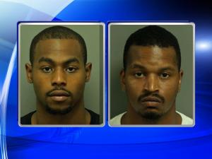 Travion Lamont Harris, 20, and Deante Markeith Cooper, 27