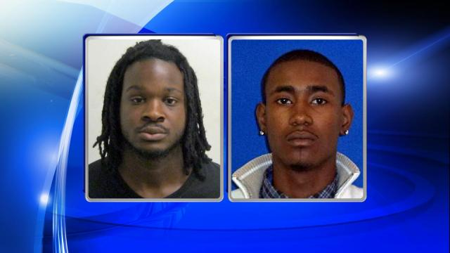 Raiquan Shereff Kornegay and Jevelle Damon Sutton were both being held at the Lenoir County Jail and their bonds were set at $850,000 and $7,500, respectively.