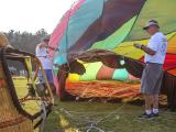 Balloon fest organizer 'humbled' by volunteer efforts