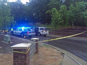 Raleigh police were investigating a shooting Sunday night that left one man injured.