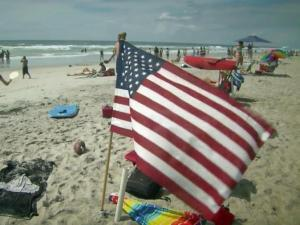 Memorial Day at Wrightsville Beach