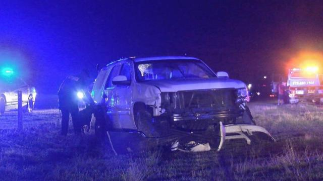 Charges are pending against occupants of a vehicle stopped early Saturday morning after a high speed chase through Sampson County.