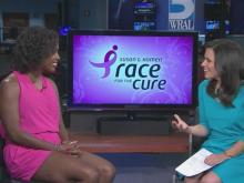 'Race for the Cure' raises breast cancer awareness