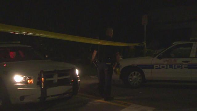 Fayetteville police are investigating after a woman was shot in the abdomen early Friday morning.