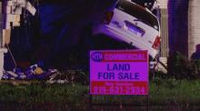 An SUV crashed into a home in Clayton on Monday night, making the home uninhabitable.