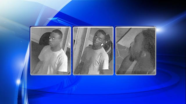Fayetteville police seek two in connection with hotel armed robbery