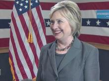 Exclusive: One on one interview with Hillary Clinton
