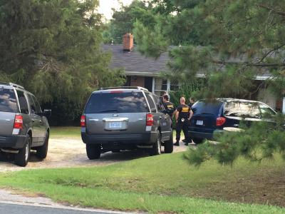 1 wounded, 1 in custody in Wendell shooting