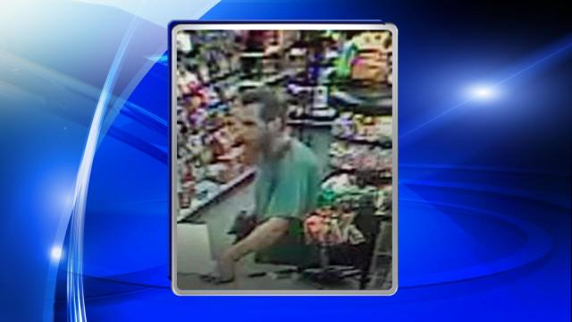 The Cumberland County Sheriff's Office is seeking public assistance in identifying a man who robbed a convenience store early Saturday morning.