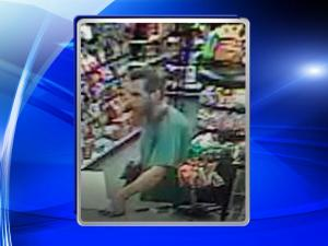 Man with long scruffy beard wanted in Fayetteville robbery