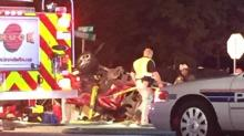 Fayetteville crash results in multiple fatalities