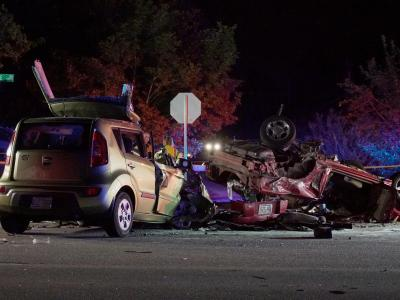 5 killed in Fayetteville crash