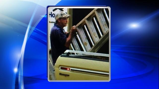 The Cumberland County Sheriff's Office is seeking assistance in locating a man who stole tools from a Fayetteville construction site last week.