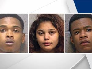 2 arrested in Durham drive-by shooting; 3rd suspect sought