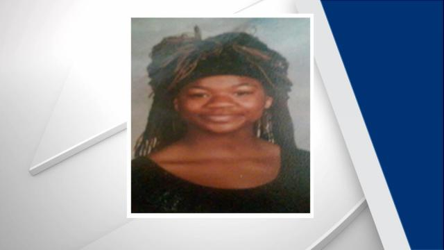 Manina Whitted, 16, was reported missing by her family on Tuesday and was last seen on foot near her home in the 600 block of Rodie Avenue. Police said she may be heading to an unknown beach.