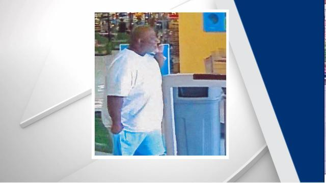 Morrisville police are seeking public assistance in locating a man who stole a woman's purse in a Walmart parking lot Monday.