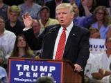 Trump in Wilmington