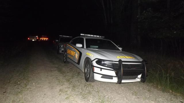 The Moore County Sheriff's Department is investigating after a man's body was found Wednesday evening on the side of the road in the Glendon area.