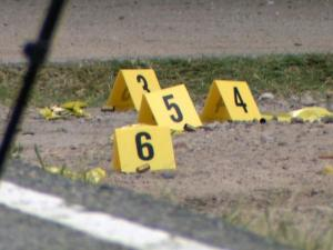 Emergency crews took a man to the hospital Thursday morning after he was shot in Wake Forest.