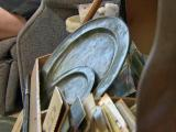 Hidden treasure served up on yard sale platters