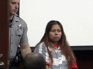 Sarai Flores, Sarai Lechuga in court