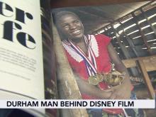 Disney movie magic comes to life for Durham man