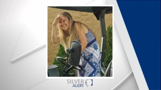 Authorities said Serena Maria O'Hara, 33, may be suffering from a cognitive impairment.  She was last seen at Holden beach and may be traveling to Wilmington, authorities said.