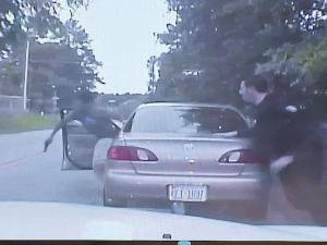 Three years after a man was left paralyzed in 2013 from a police shooting during a routine traffic stop in Fayettville, the department released dashcam video documenting the encounter.