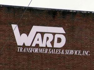 Ward Transformer building