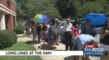 DMV extending hours at select locations to combat long lines