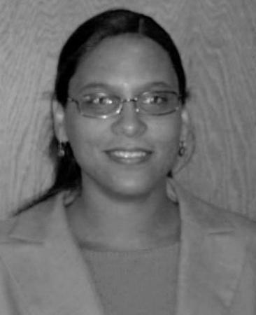 Tonya M. Williams, principal of Eno Valley Elementary School
