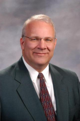 Robert Barefoot, outgoing director of Fayetteville Parks and Recreation Dept.