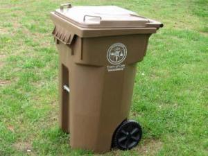 Cary will begin using 65-gallon recycling carts on Tuesday.