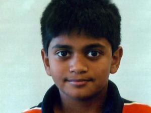 Shantan Krovvidi is a 13-year-old 7th grader at Ligon Middle School.