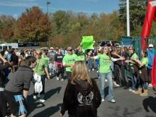 The Triangle Walk to Cure Diabetes was held Saturday, Nov. 7, 2009, in Raleigh.
