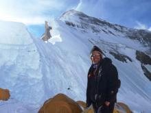 Jamie Wilde, of Raleigh, is leading a 7 Summits Club team up Mount Everest. Wilde is raising money for the Global H2O charity.