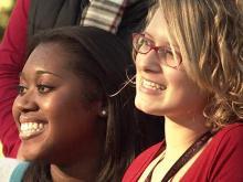 Teens give to worthy charities