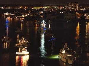 2010 NC Holiday Flotilla Photo courtesy: Joshua McClure, Joshuaimages inc.
