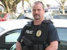 Rocky Mount Senior Police Officer Jeffrey Cairns was elected by fellow police as the 2010 Luncheon Lions' Officer of the Year.