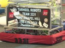 Student robot competition