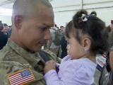 82nd Airborne homecoming