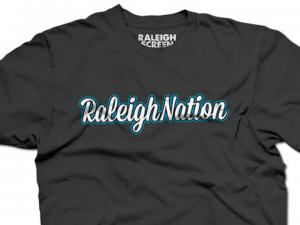 RaleighNation shirts are being sold to raise money for medical bills for Nation Hahn, injured in the knife attack that killed his wife.