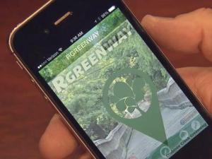 RGreenway app