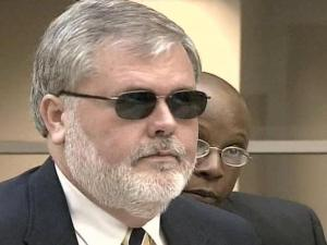 Optometrist Scott Edwards is accused of falsifying campaign finance reports.