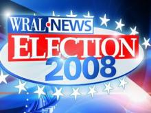 Election 2008 graphic