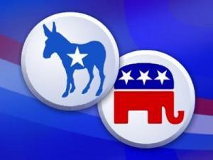 Democrat Republican Parties