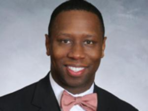 N.C. Rep. Ty Harrell, D-District 41.