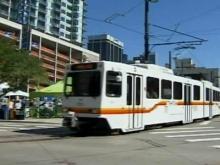 N.C. delegates tour Denver by light rail